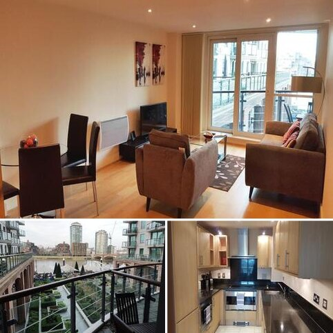 2 bedroom flat to rent - St George's Wharf, Vauxhall,