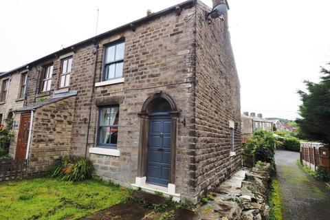 2 bedroom cottage for sale - Low Leighton Road, New Mills, HIgh Peak, Derbyshire, SK22 4PJ