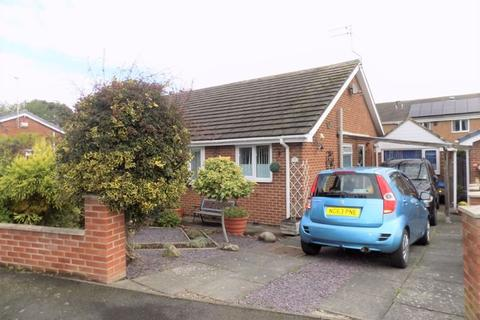 2 bedroom semi-detached bungalow for sale - Woburn Drive, Bower Grange, Bedlington