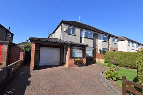 3 bedroom semi-detached house for sale - Brookside Crescent, Saughall Massie