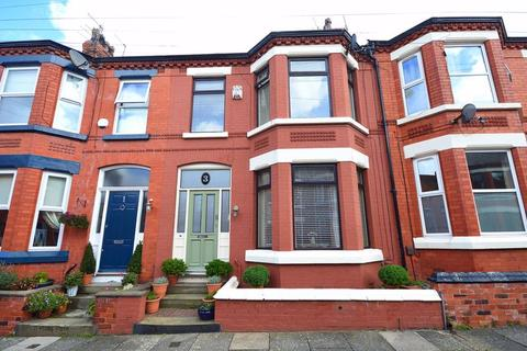 3 bedroom terraced house for sale - Rimmington Road, Aigburth Vale
