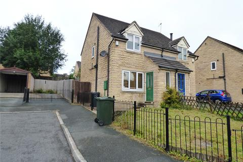 2 bedroom semi-detached house to rent - Woodfield Close, Idle, Bradford, BD10
