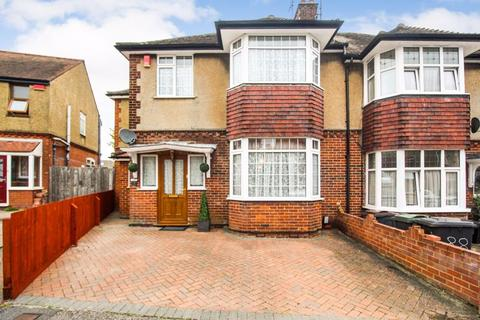 4 bedroom semi-detached house for sale - Carlton Crescent, Luton