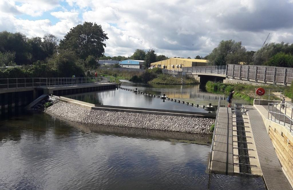 The Nearby Weir