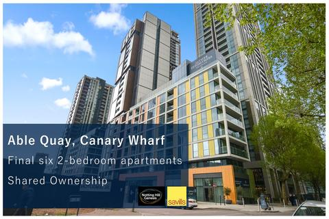 2 bedroom flat for sale - Able Quays, 503 Laker Court 39 Harbour Way, London, E14