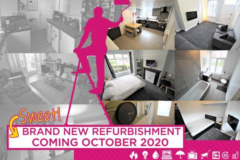 1 bedroom house share to rent - Room 6, 75 Headingley Avenue, Leeds, LS6 3ER