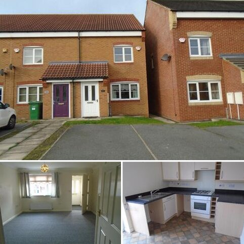 3 bedroom semi-detached house to rent - Heatherlea, Bebside, Blyth, NE24 4DF
