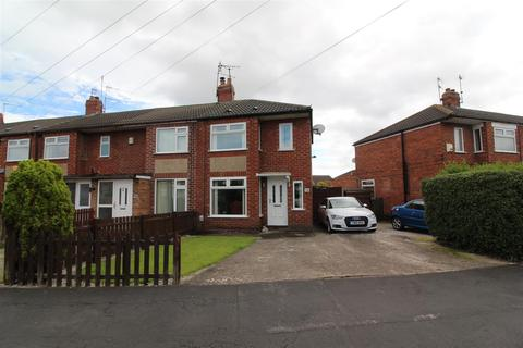 2 bedroom end of terrace house for sale - Moorhouse Road, Hull