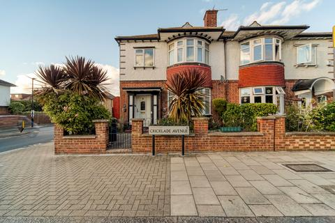 3 bedroom semi-detached house for sale - Cricklade Avenue, London, SW2