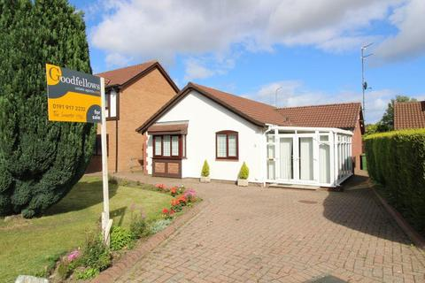 2 bedroom detached bungalow for sale - St. Asaph Close, Church Green, Little Benton, Newcastle Upon Tyne
