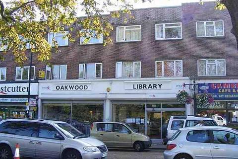 House share to rent - Bramley Road, Oakwood N14