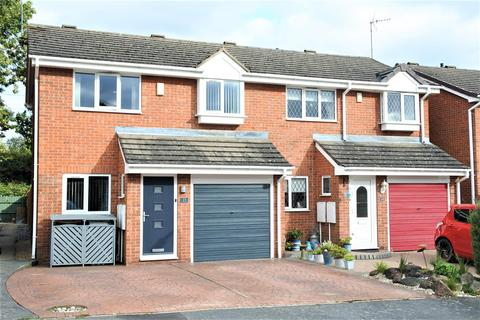 3 bedroom semi-detached house for sale - Palmwood Close, Gonerby Hill Foot, Grantham