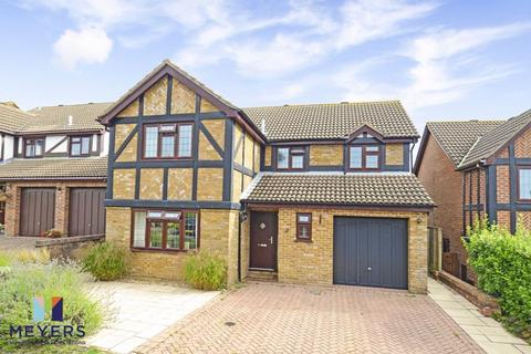 4 bedroom detached house for sale - Eastcott Close, Littledown, Bournemouth, BH7