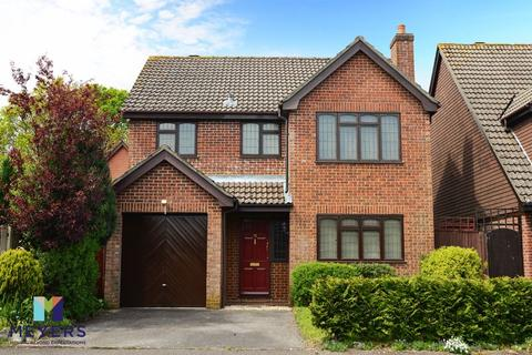 4 bedroom detached house for sale - Forest Edge Road, Sandford, BH20.