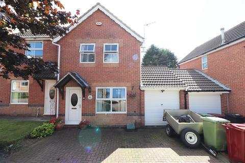 3 bedroom semi-detached house for sale - Nursery Drive, Bolsover, Chesterfield