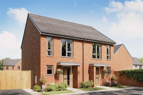 2 bedroom semi-detached house for sale - Plot 90 - The Belford at Whittle Gardens, Off Innsworth Lane, Innsworth GL3