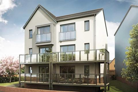 Taylor Wimpey - Latitude at The Quays - Plot 622, The Apartment at South Haven, Powell Duffryn Way, Docks CF62
