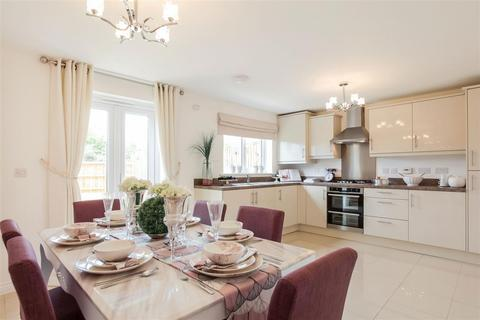 4 bedroom semi-detached house for sale - Plot 336 - The Oakham at Latitude at The Quays, The Quays, Off Ffordd y Mileniwm, Barry Waterfront CF62