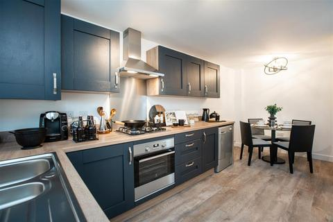 4 bedroom terraced house for sale - Plot 341 - The Ashbury at Latitude at The Quays, The Quays, Off Ffordd y Mileniwm, Barry Waterfront CF62