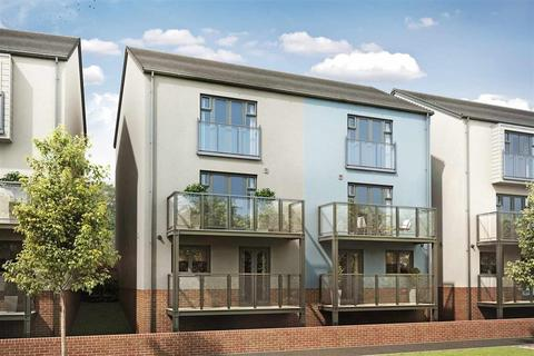 4 bedroom semi-detached house for sale - Plot 347 - The Oakham at Latitude at The Quays, The Quays, Off Ffordd y Mileniwm, Barry Waterfront CF62