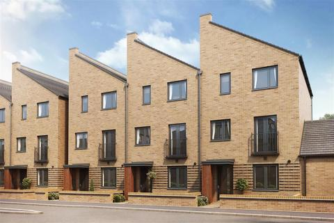 4 bedroom terraced house for sale - The Chelbury- Plot 163 at Varsity Grange, Pathfinder Way CB24