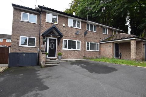 3 bedroom semi-detached house for sale - High Hurst Close, Middleton, Manchester
