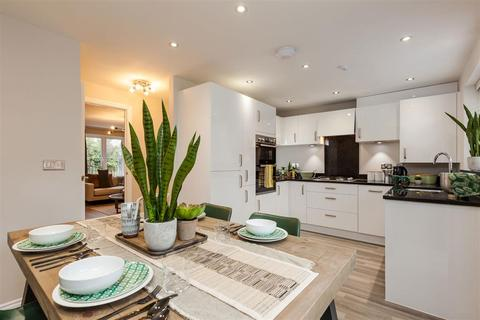 3 bedroom terraced house for sale - The Gosford - Plot 203 at The Atrium, Dairy Road SP11