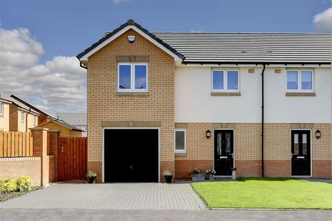 3 bedroom semi-detached house for sale - The Chalmers - Plot 59 at Raven's Cliff Gardens, Prospect Hill Road ML1