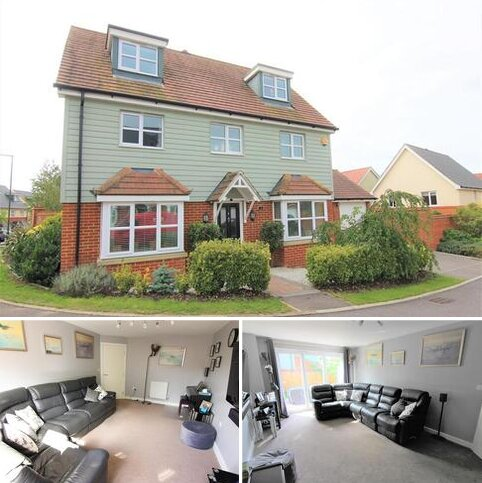 5 bedroom detached house for sale - Amaryllis Road, Burgess Hill
