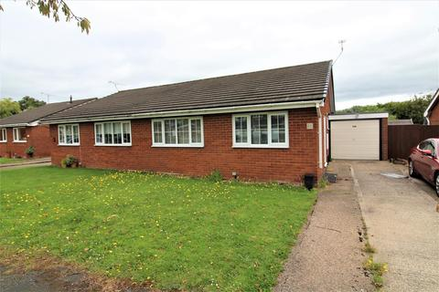 2 bedroom semi-detached bungalow for sale - Mile Barn Road, Wrexham