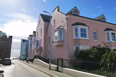 3 bedroom apartment for sale - 16 Wimbledon Court, St Florence Parade, Tenby, SA70