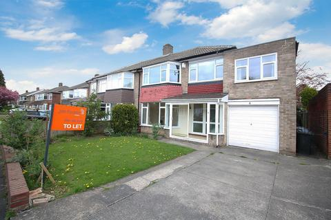 4 bedroom semi-detached house to rent - Easedale Avenue, Melton Park, Newcastle upon Tyne