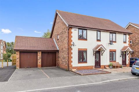 3 bedroom semi-detached house for sale - Smithy Drive, Kingsnorth, Ashford
