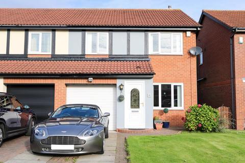 3 bedroom semi-detached house for sale - Berryfield Close, Sunderland
