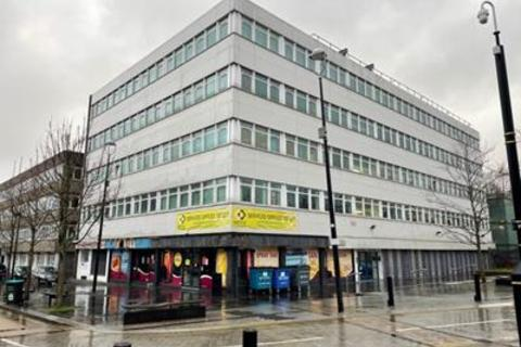 Office to rent - Merthyr Business Centre, Oldway House, Castle Street, Merthyr Tydfil