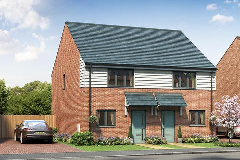2 bedroom house for sale - Plot 1002, The Kielder at The Rise, Newcastle Upon Tyne, Off Whitehouse Road NE15