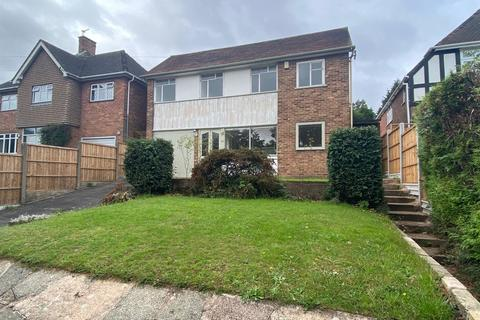 3 bedroom detached house to rent - East View Road, Sutton Coldfield, B72 1JA