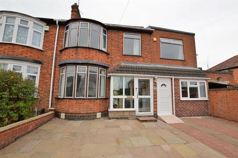 4 bedroom semi-detached house for sale - , Parvian Road, Leicester, LE2 6TS