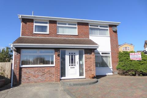 4 bedroom detached house for sale - Priory Oak, Brackla, Bridgend. CF31 2HZ