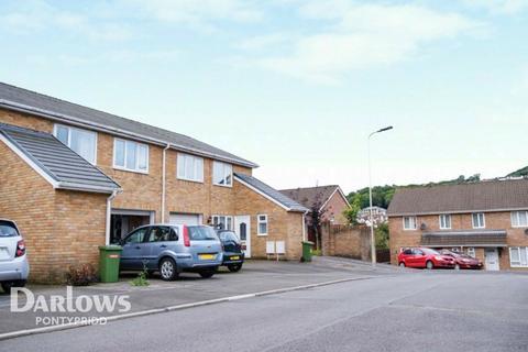 4 bedroom terraced house for sale - Newbridge Court, Pontypridd