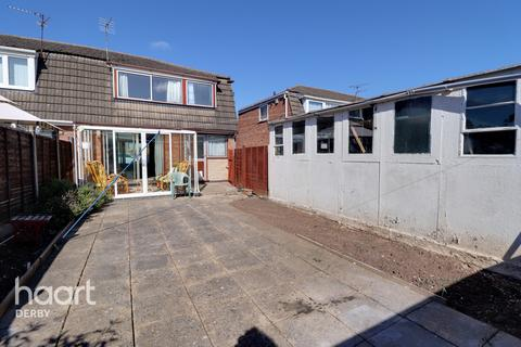 3 bedroom semi-detached house for sale - Donington Drive, Sunny Hill