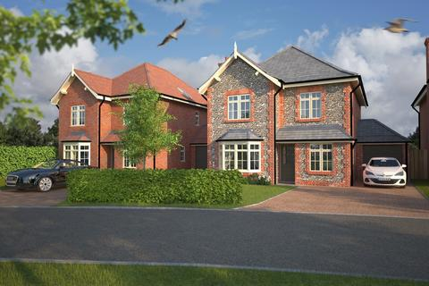 3 bedroom detached house for sale - Woodlark Gardens, The Avenue, Hambrook, Chichester, PO18