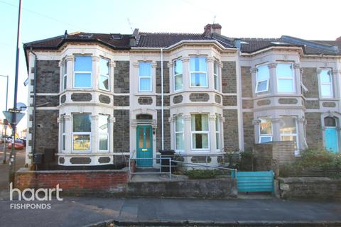 3 bedroom terraced house for sale - Robertson Road, Bristol