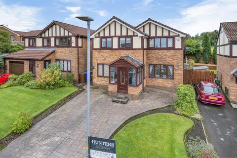 4 bedroom detached house for sale - Rushmere, Ashton-under-Lyne, OL6 9EB