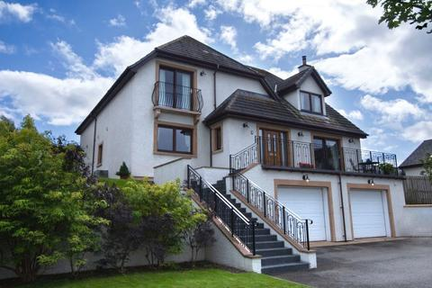 4 bedroom detached house for sale - 6 Strathview, Ardival, Strathpeffer, IV14