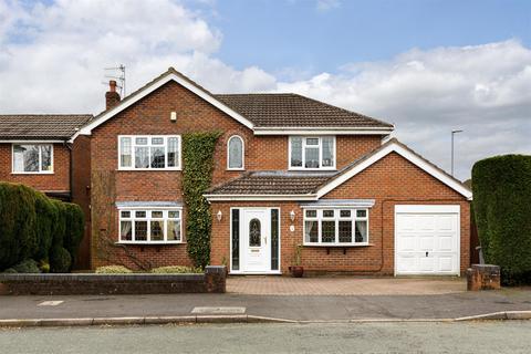 4 bedroom detached house for sale - Brabazon Close, Meir, Stoke-on-Trent, ST3 7QT
