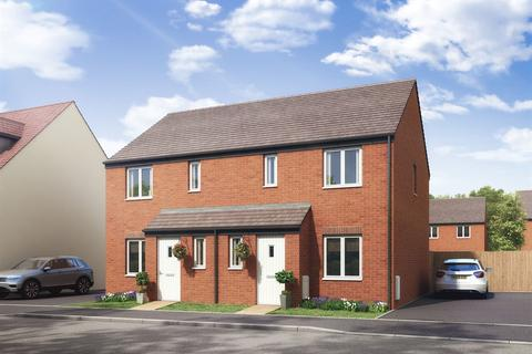 3 bedroom semi-detached house for sale - Plot 177, The Hanbury at Scholars Green, Boughton Green Road NN2