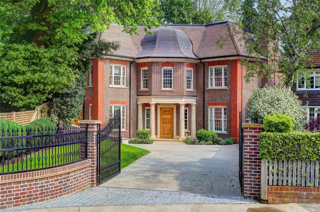 5 Bedrooms Detached House for rent in Deepdale, London, SW19
