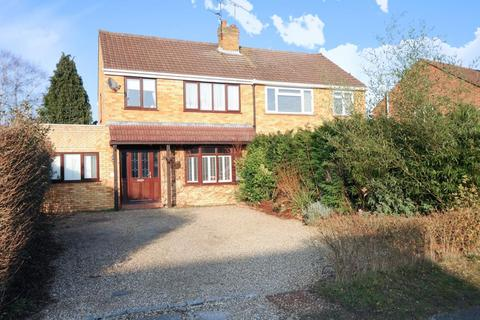 4 bedroom semi-detached house to rent - Wentworth Way,  Ascot,  SL5