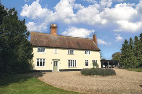 6 bedroom farm house for sale - Little Stonham